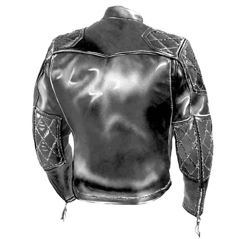 Cascade Motorcycle Jacket - Langlitz Leathers