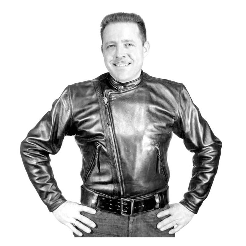 Columbia Motorcycle Jacket Langlitz Leathers