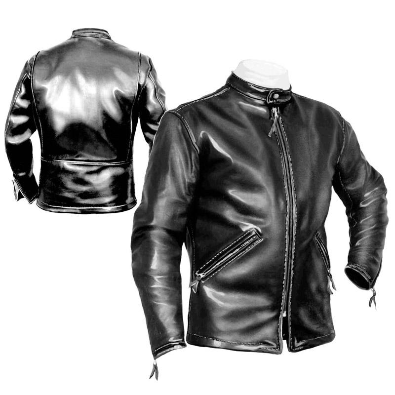 Crescent Motorcycle jacket - Langlitz Leathers