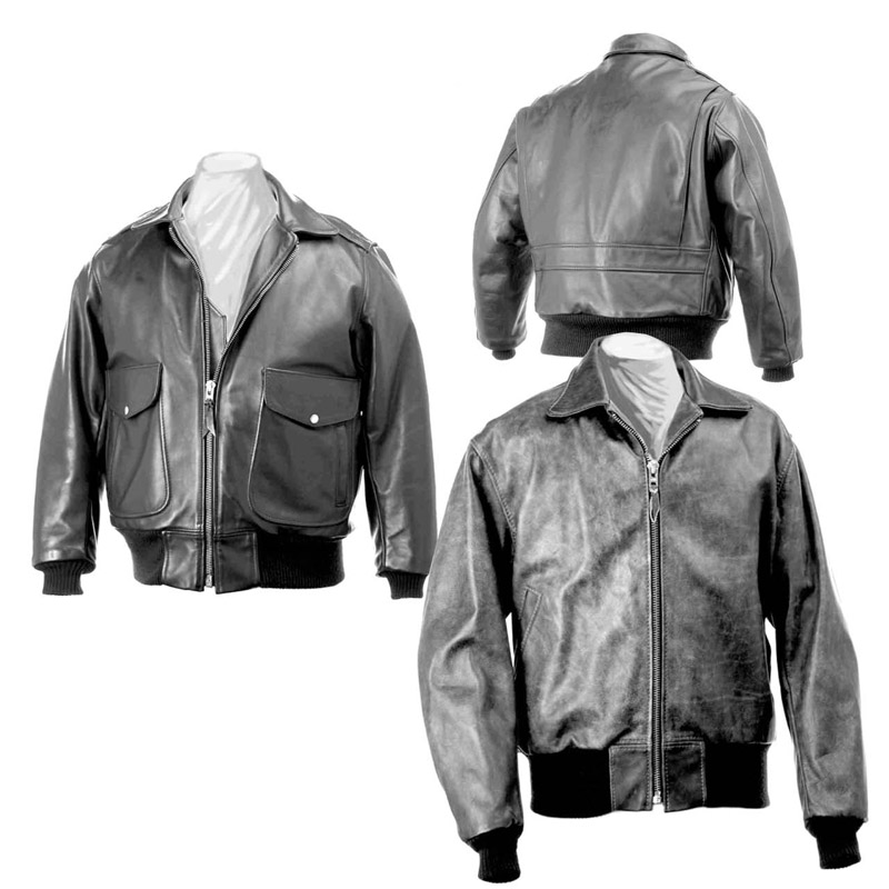 Flight jacket - Langlitz Leathers