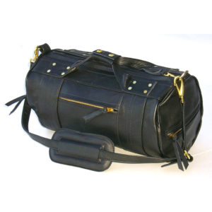 leather travel bags - Langlitz Leathers